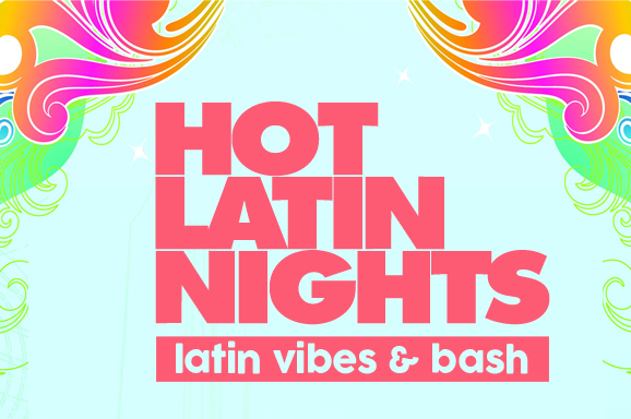 Hot Latin Nights